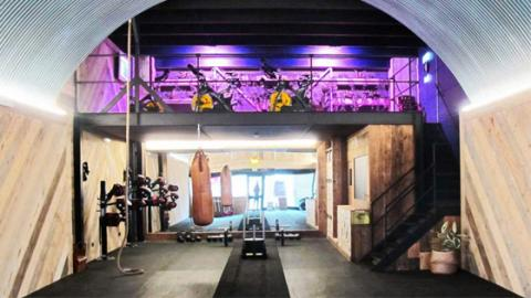 Terra Hale: The Eco-Friendly Gym That Converts Your Calories Into Electricity