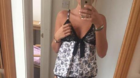 She Thought She'd Bought Some Cute PJs, But When She Got Home She Discovered The Truth