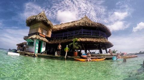 Known As 'House On Water', This Is The Ultimate Youth Hostel To Add To Your Bucket List
