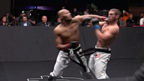 Karate Combat League Kicks Off With An Incredible Knockout