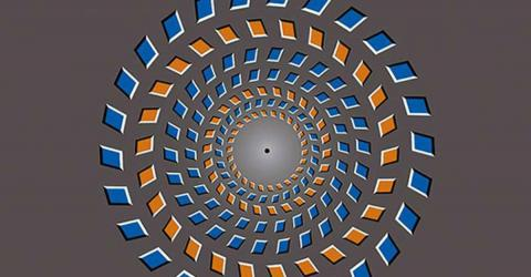 This New Optical Illusion Will 'Break Your Brain'
