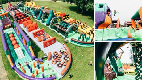 This Incredible Bouncy Castle Is Strictly For Grown-Ups