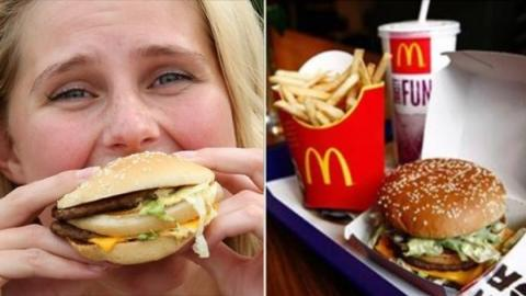 McDonald's Is Offering A Huge Prize To Anyone Who Can Complete The 'Big Mac Challenge'