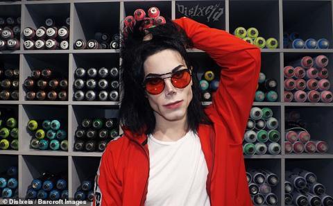 Michael Jackson Superfan Takes Drastic Measures Costing £23,000 To Look Like Pop Legend