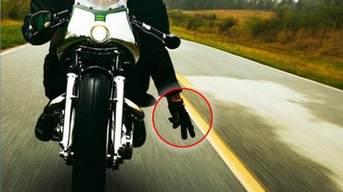 We Finally Found Out Why Bikers Always Make This Sign To Each Other