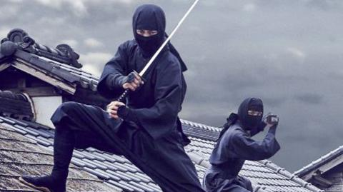 This Japanese Town Has A Shortage Of Ninjas... And It's Causing Serious Problems