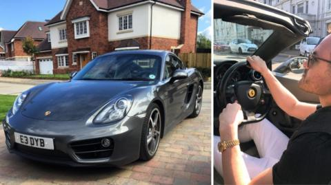 This Man Sold His Beloved Porsche For Only £20 For One Surprising Reason