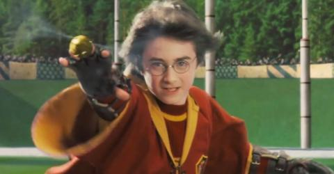 J.K. Rowling Just Made A Revelation About Quidditch That Changes Everything