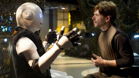 Fancy Dropping Everything To Become A Robot Baby-Sitter?