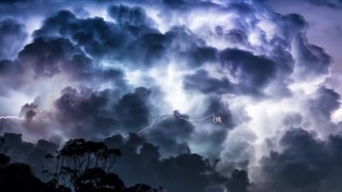 This Extraordinary Time Lapse Video Captures A Storm Like No Other