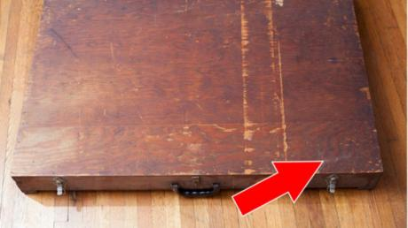 He Found This Mysterious Briefcase In A Skip, But What Was Inside Blew His Mind