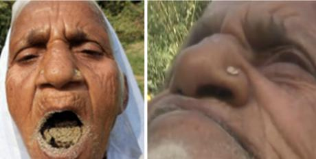 This Woman Eats SAND For A Shocking Reason