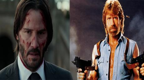 Keanu Reeves And Chuck Norris Set To Take Part In The Invasion Of Area 51