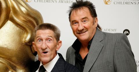 Paul Chuckle Reveals The Chucklevision Theme Tune Once Saved A Girl's Life