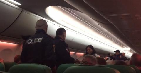 This Plane Was Forced To Make An Emergency Landing After Farting Fight Broke Out
