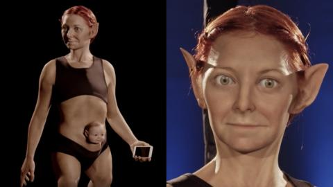 A Scientist Has Created 'The Perfect Human Being' And It's Absolutely Terrifying