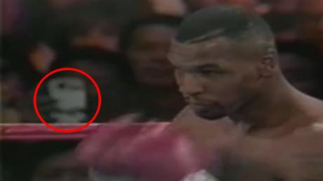 This Mike Tyson Footage Will Make You Believe In Time Travel