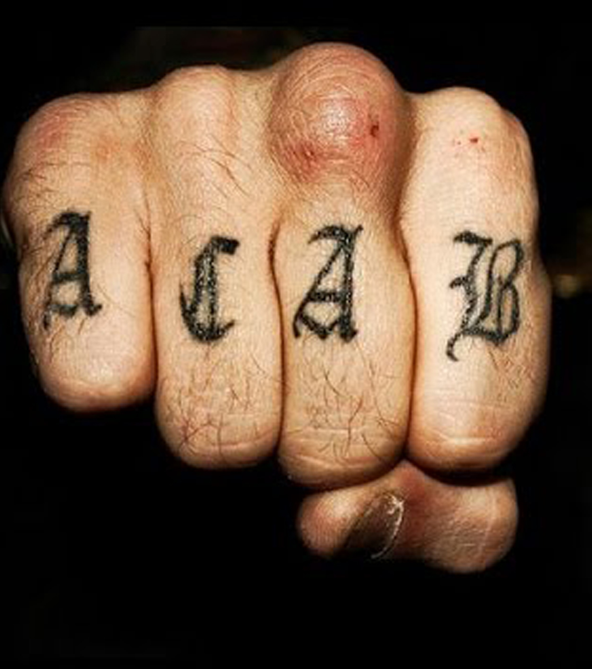 This Is What These Prison Tattoos Really Mean