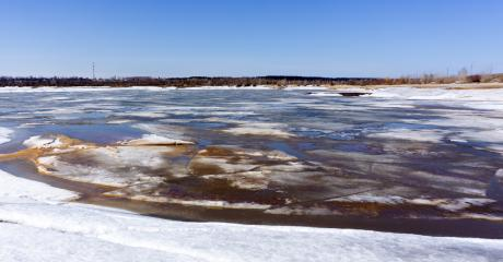 There's An Unstoppable Permafrost STILL Melting In Russia