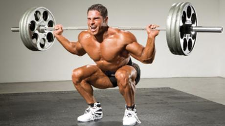 This New Tip For Doing Bar Squats Changes Everything