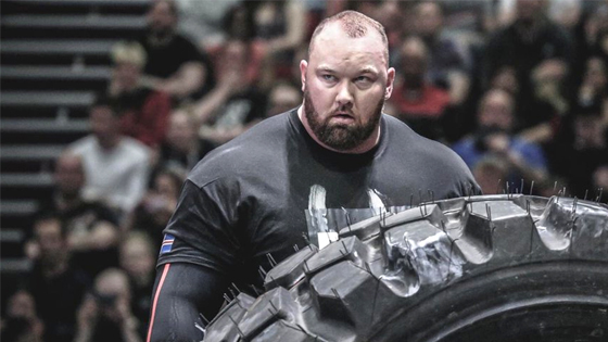 """World's Strongest Man """"The Mountain"""" Thor Bjornsson Makes Shocking Revelations About His Steroid Use"""