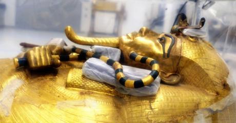 Tutankhamun Is Undergoing A Dramatic Transformation