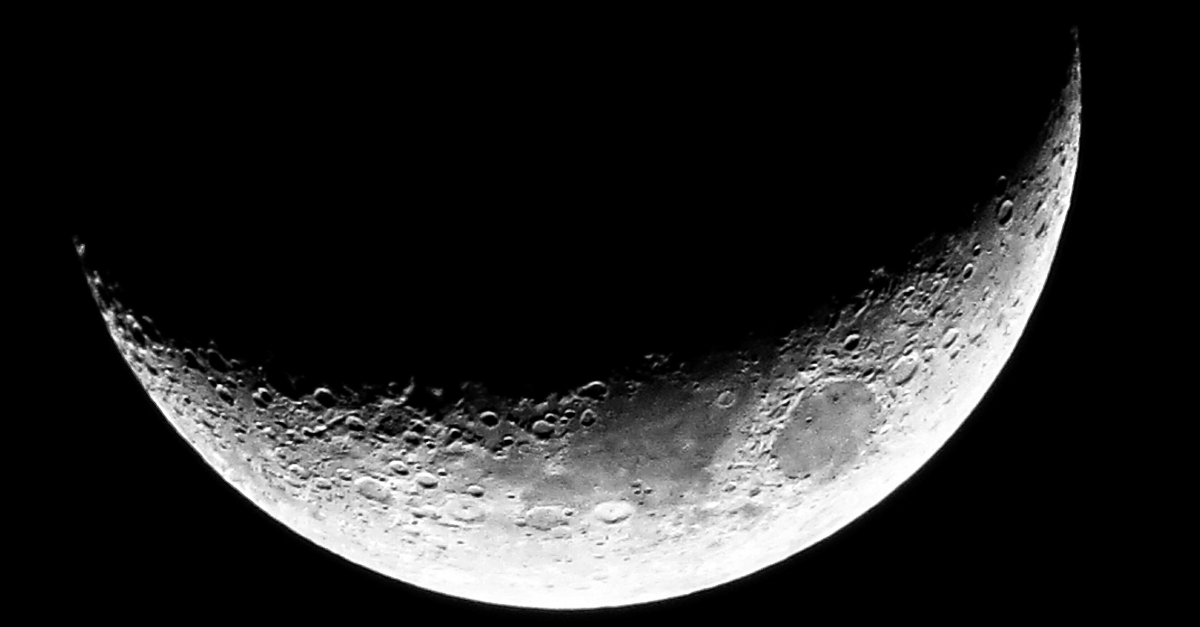A Strange, Unexplained Mass Has Been Found Under The Moon's Largest Crater