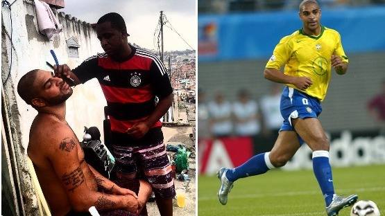 This Former Brazilian Football Star Is Now Leading A Very Different Life