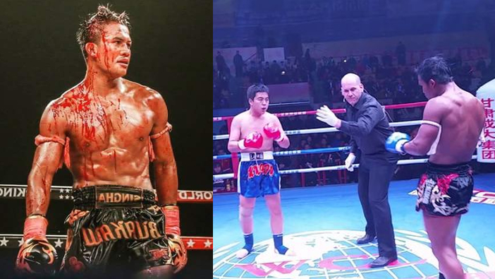 This Millionaire Paid Buakaw To Fight Him In A Muay Thai Match... What Happened Next Was Surprising