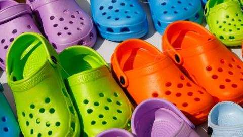Crocs are hazardous to your health if you have this foot shape!