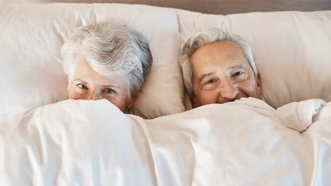 According to a study, abstinence damages the body in old age