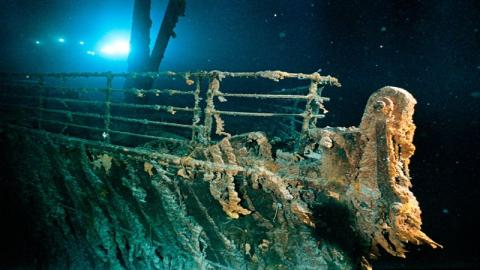 Images Of The Titanic 107 Years After The Wreck Will Leave Your Jaw Dropped