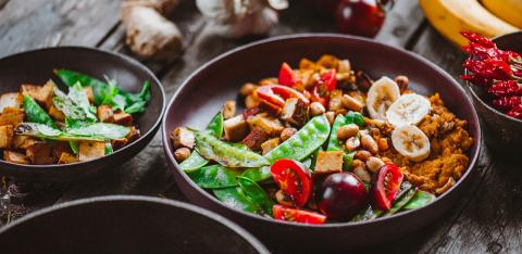 How to give up meat and become vegetarian