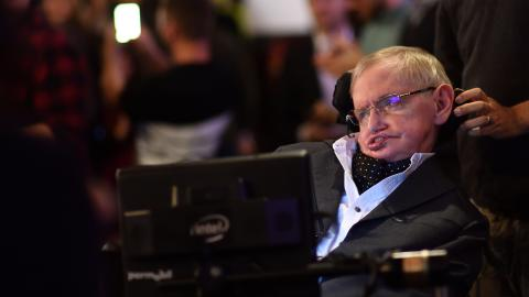 Why did Stephen Hawking warn us about the perils of artificial intelligence?