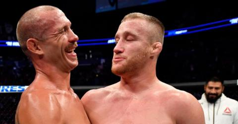 Justin Gaethje's Destroys His 'Master' Donald Cerrone With A Knockout In The First Round (VIDEO)