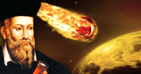 6 grim predictions Nostradamus made for 2022