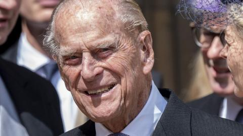 BREAKING: Prince Philip has passed away at the age of 99