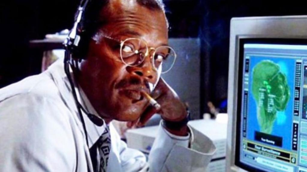 Why Was Samuel L. Jackson's Death Not Shown in Jurassic Park?