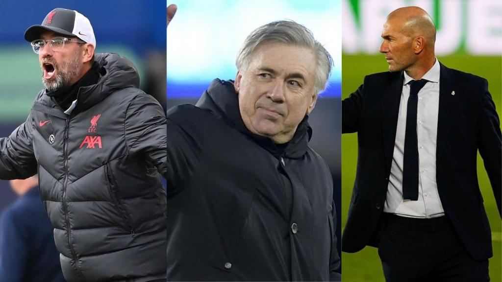 Salaries: here are the top 10 best paid coaches in the world!