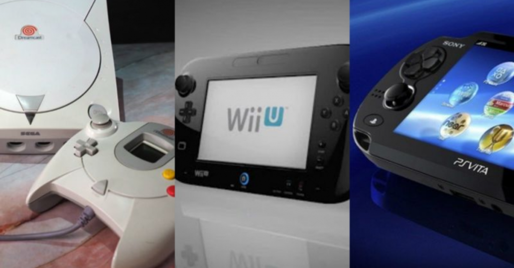These 10 video game consoles failed miserably!