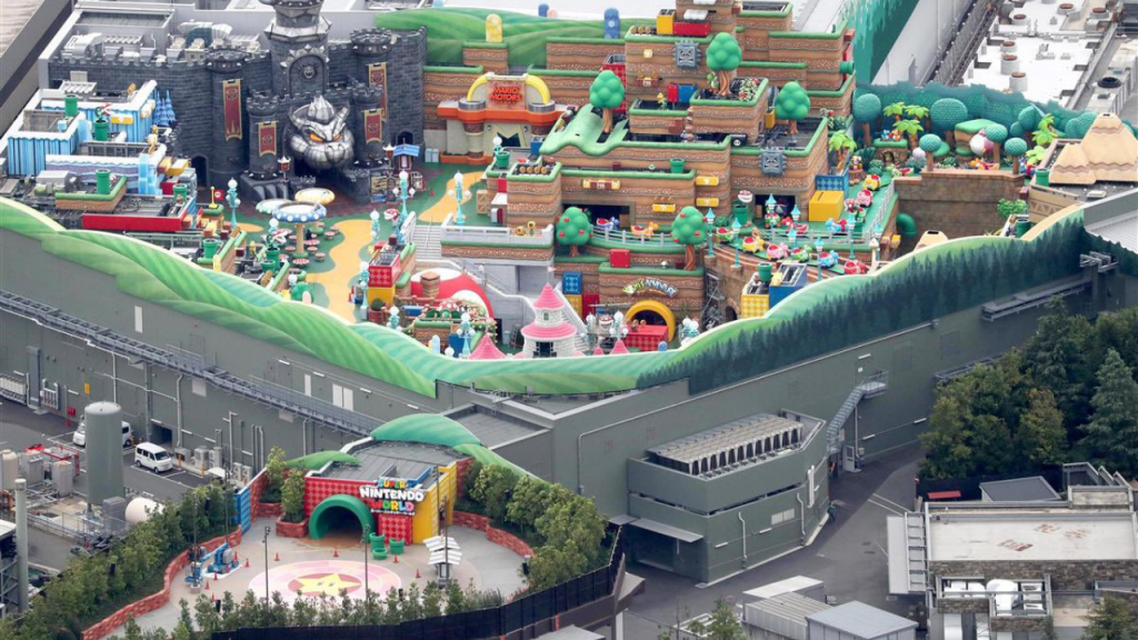 Universal Studios Japan confirms the opening of Super Mario Nintendo Wold for early 2021