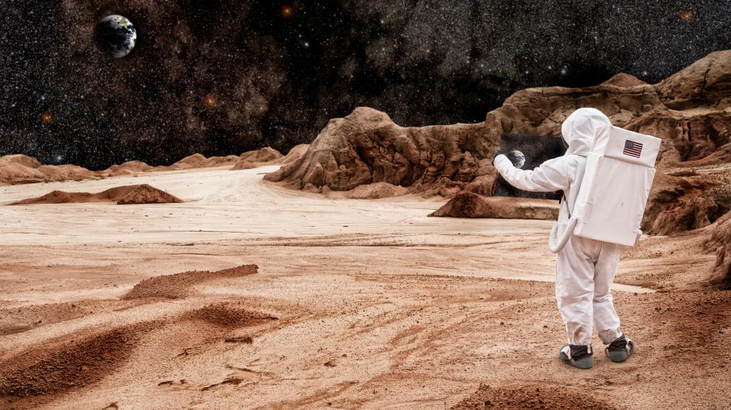 20 incredible out of this world places to visit on Mars