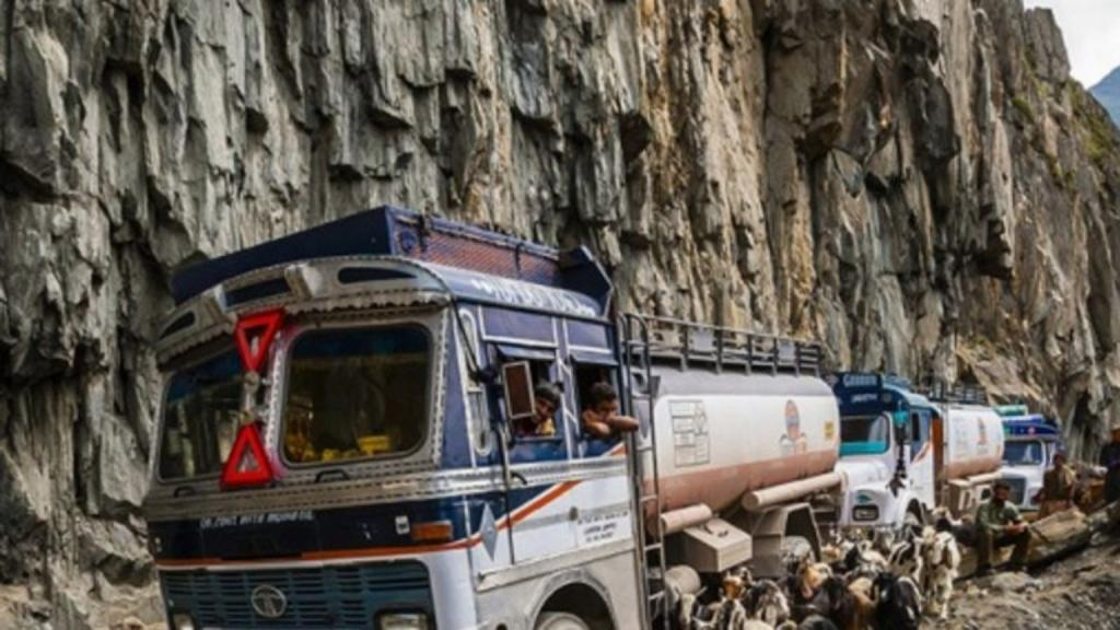 The 15 Most Dangerous (And Most Spectacular) Roads in the World
