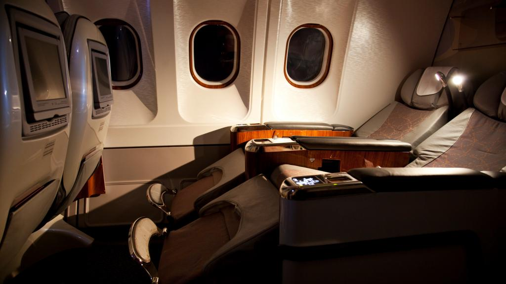 How flying first class has evolved over the years