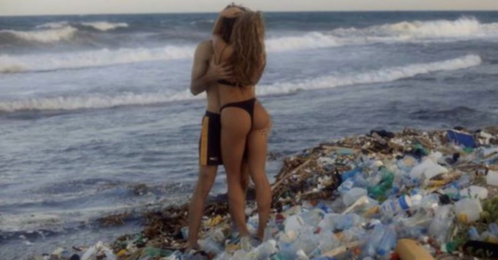 Pornhub has produced an adult film to raise awareness about the importance of saving the worlds oceans