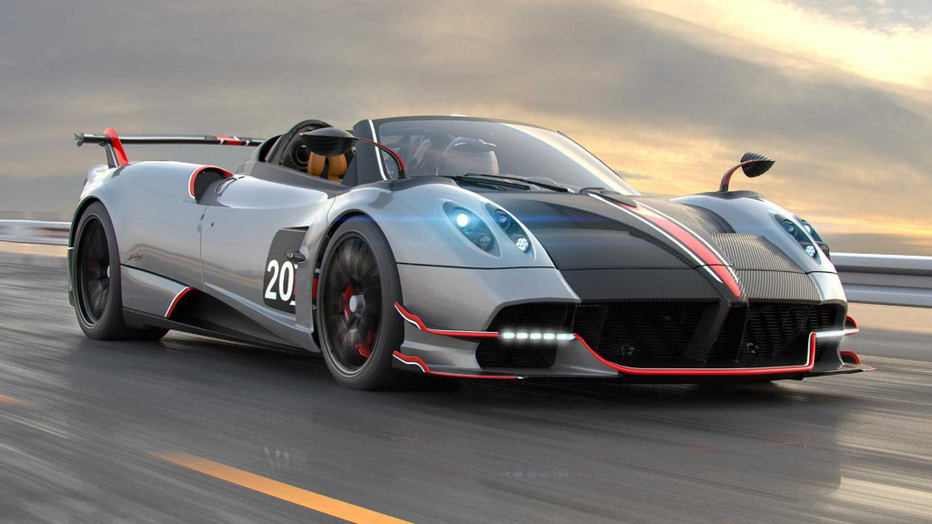 These are the 10 fastest cars on the planet