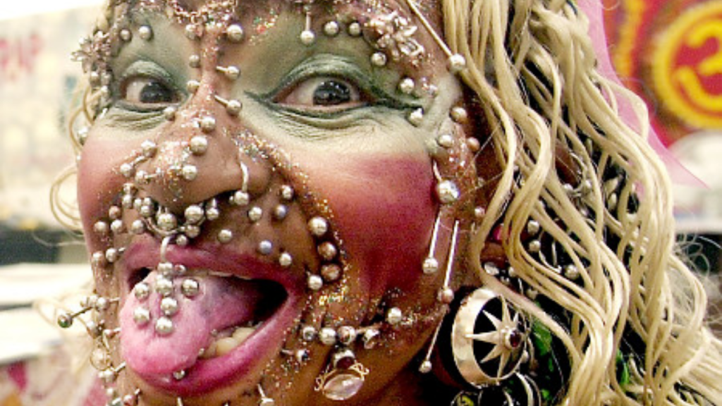 These are the world's most bizarre and record-breaking bodies