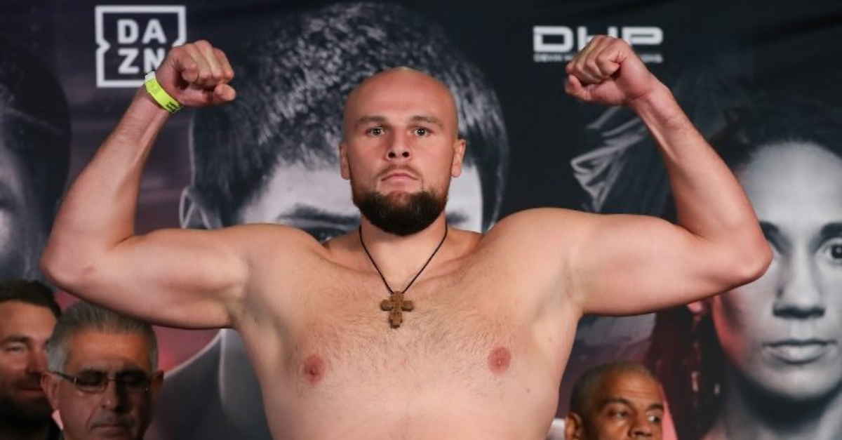 Russian Heavyweight Sergey Kuzmin Under Fire For Posting Knockout Of Sparring Partner On Social Media