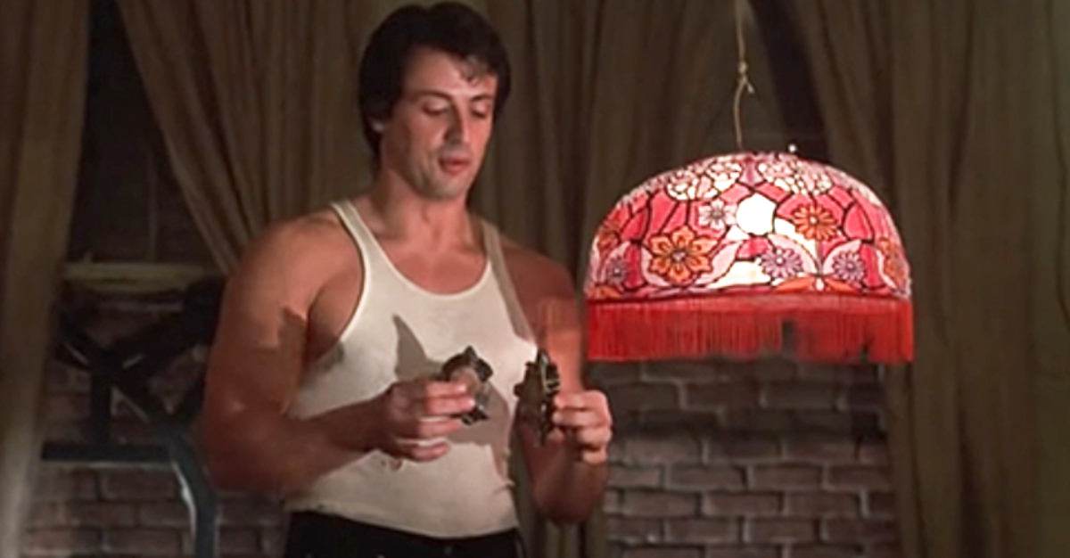 Sylvester Stallone Still Has The Turtles From The First