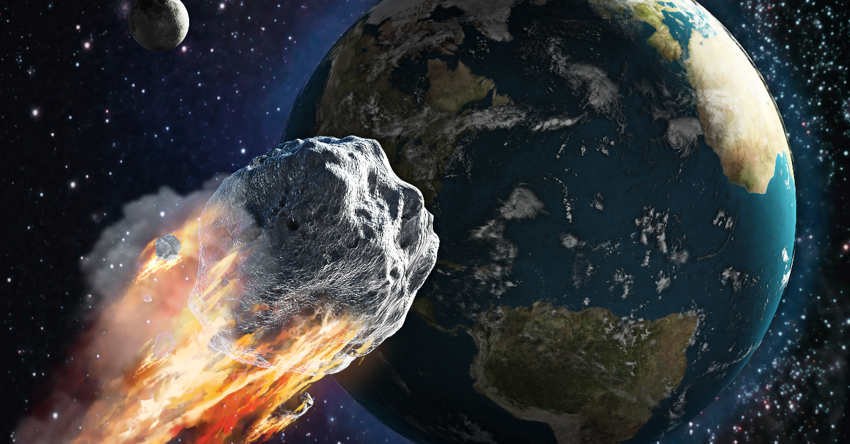 This Giant Asteroid Is Headed For Earth - But Here's Why NASA Isn't Worried - Gentside UK